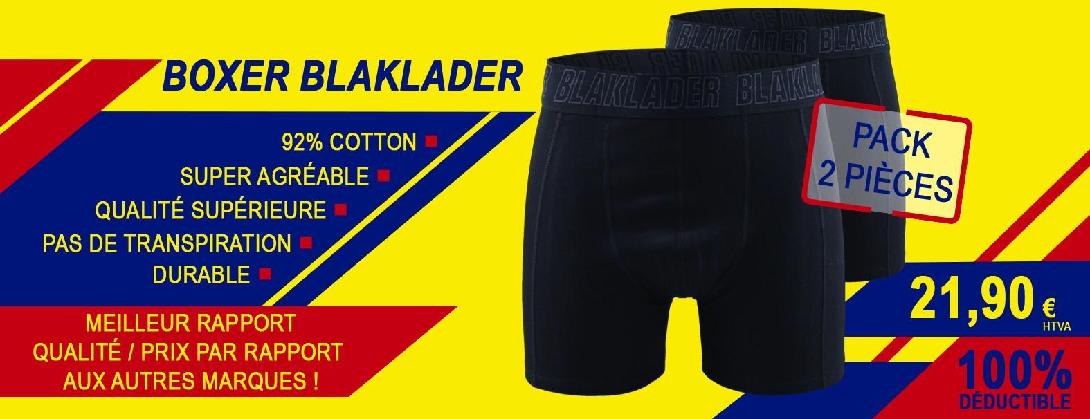 BOXER BLAKLADER